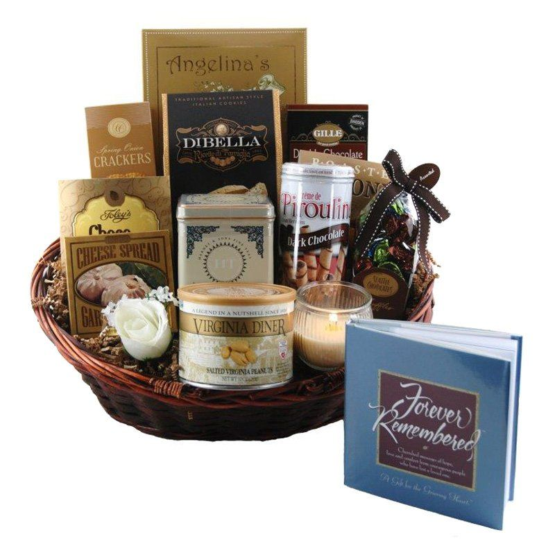Baby Loss Gift Basket Ideas