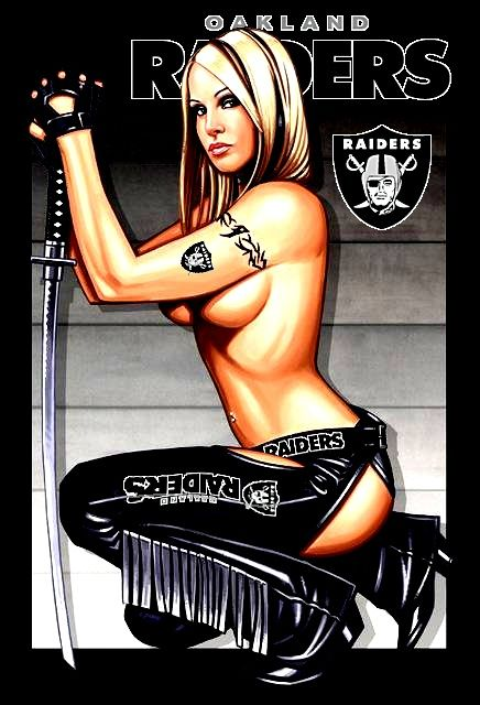 Raiders raiderettes pinterest raiders raider nation and oakland raiders by on voltagebd Image collections