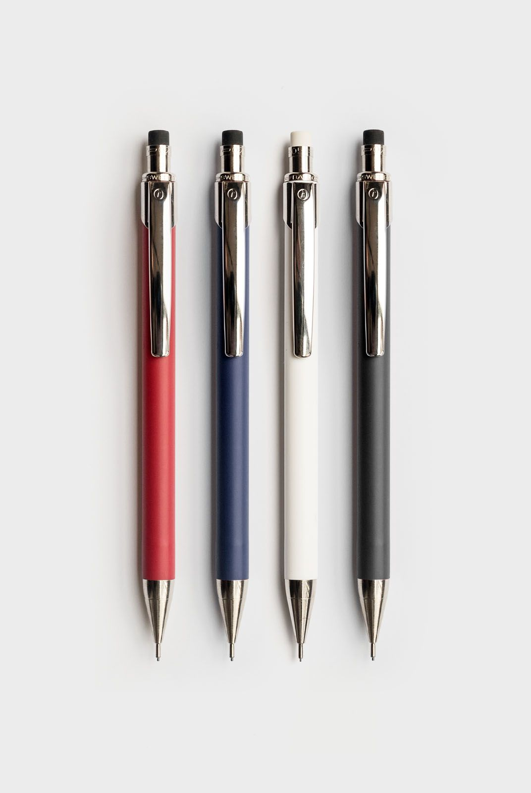 0.5mm Metal Mechanical Automatic Pencil For School Writing Drawing Supplies Fad