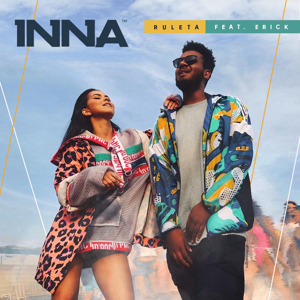 Inna Ruleta Feat Erick Hip Hop Albums Cover Artwork Album Covers