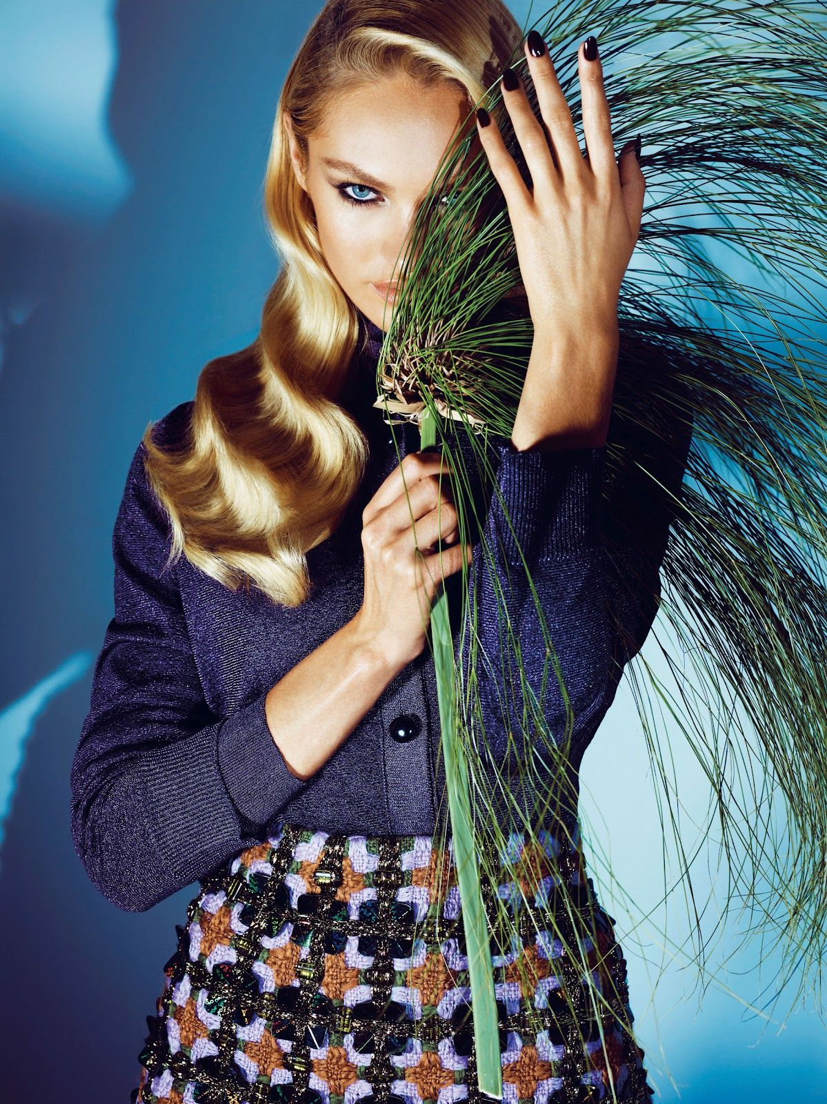 visual optimism; daily fashion fix.: angel in the outfield: candice swanepoel by alexi lubomirski for numero tokyo #59 september 2012