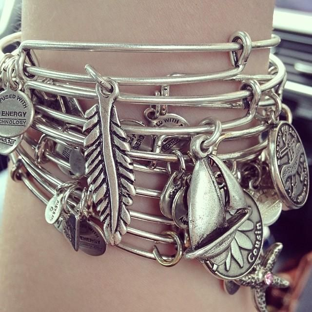 Bracelets, Necklaces, Earrings and More | Alex, annie ...