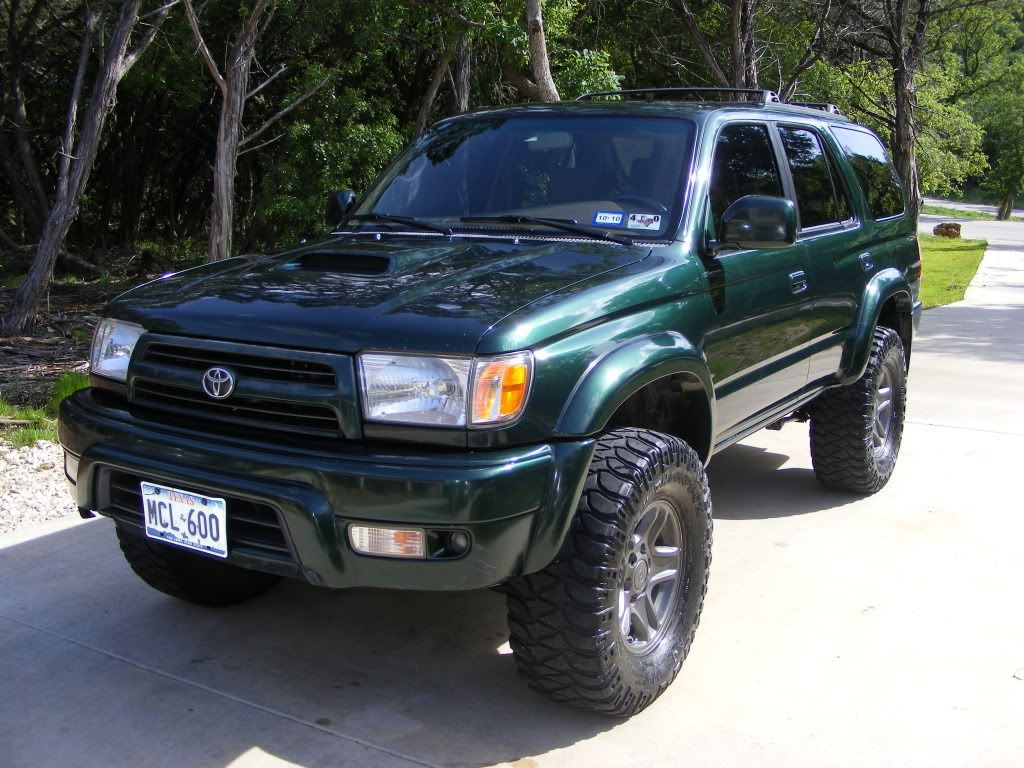 Pictures Of Green 4runners With Painted Rims Page 2 Toyota 4runner Forum Largest 4runner Forum Toyota 4runner 4runner Toyota 4runner Sr5