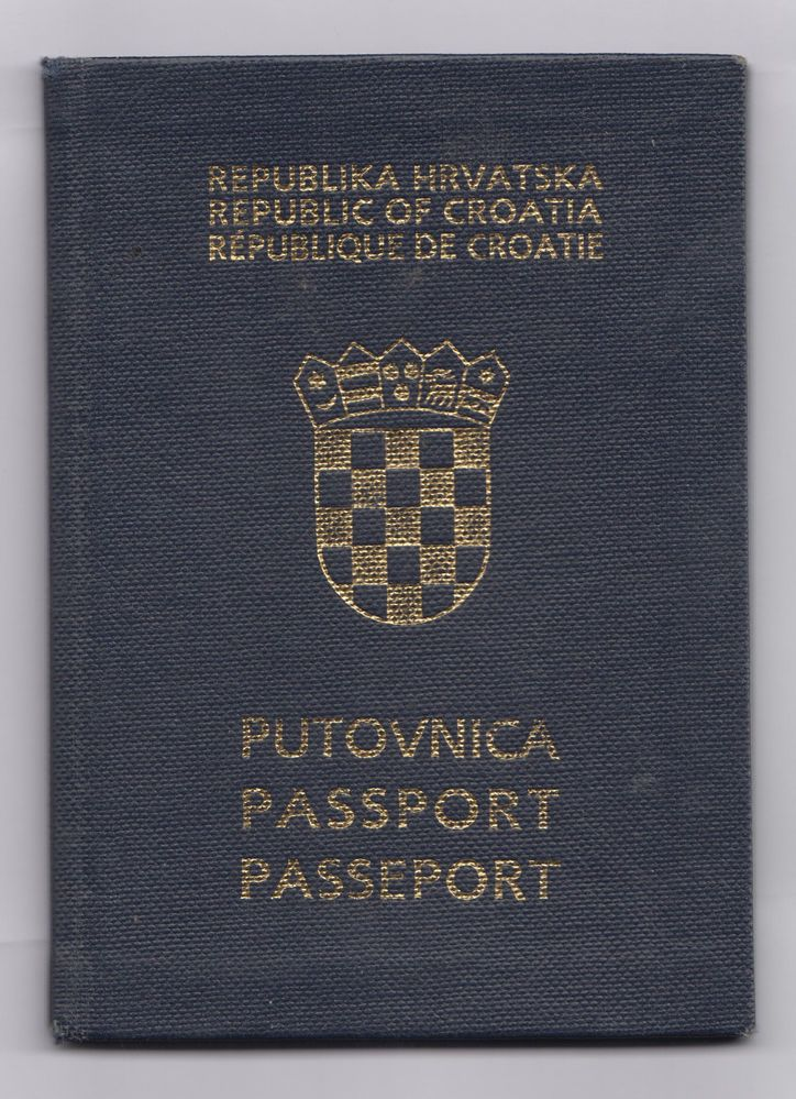 Expired Croatia Travel Document W Visa Of Thailand Uk Maldives Switzerland Etc Http Www Ebay Com Itm Expired Croatia Travel Croatia Travel Travel Maldives