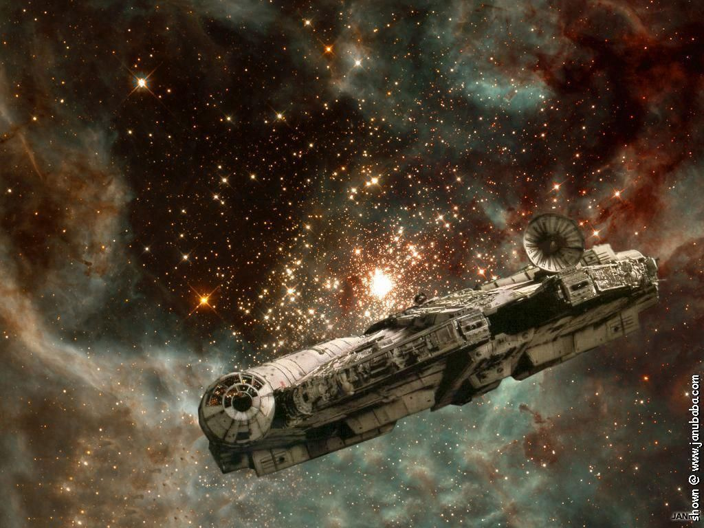 Millenium Falcon Wallpaper 2 Normal Jpg 1024 768 Star Wars Spaceships Millenium Falcon Star Wars Wallpaper