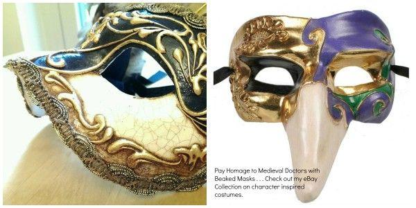 Halloween Costume Idea Plague Mask Pinterest Plague mask