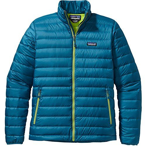 Patagonia Down Sweater - Men's Underwater Blue Large *** You can find more details by visiting the image link.