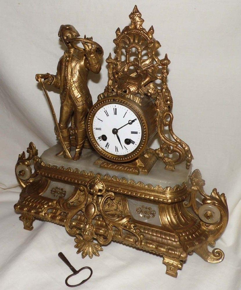 Franse Klok Standuhren Kamin Wand Uhren