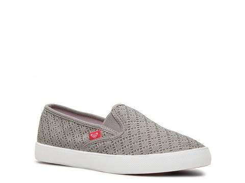 Roxy Ventura Crochet Slip-On Sneaker | DSW