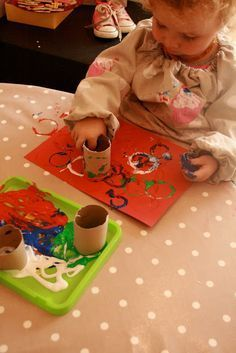 50 PERFECT Crafts for 2 Year Olds! | Toddler crafts ...