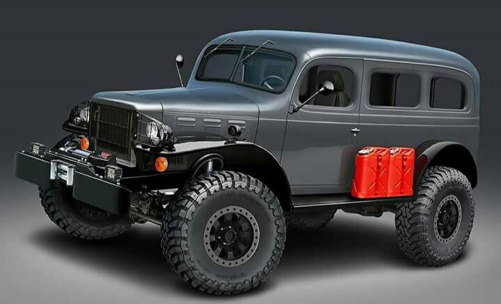 Power Wagon Rigs Vehicles Trucks 4x4 Trucks
