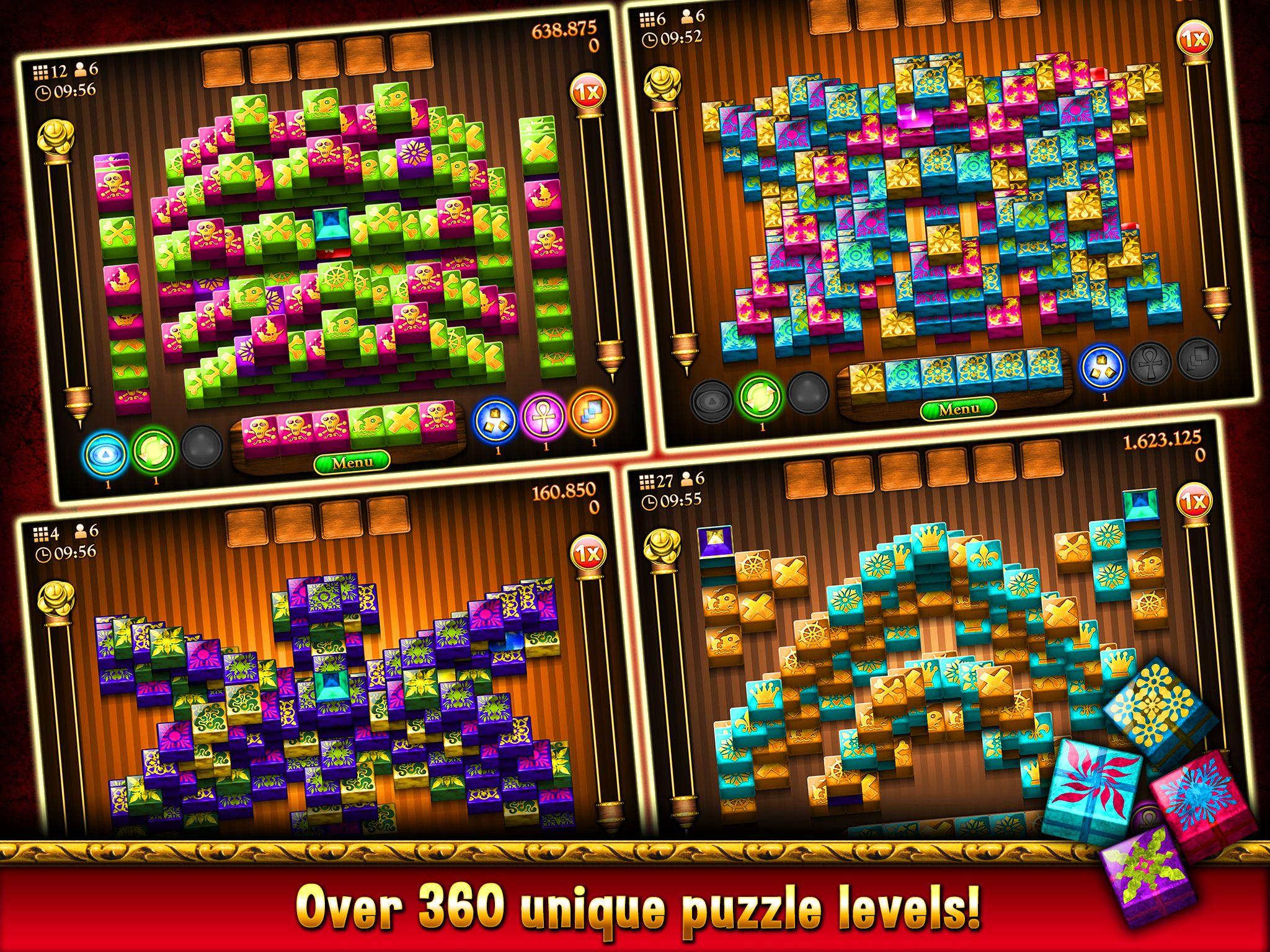 Venice Mystery App Store Screen. ipad ipadgames games