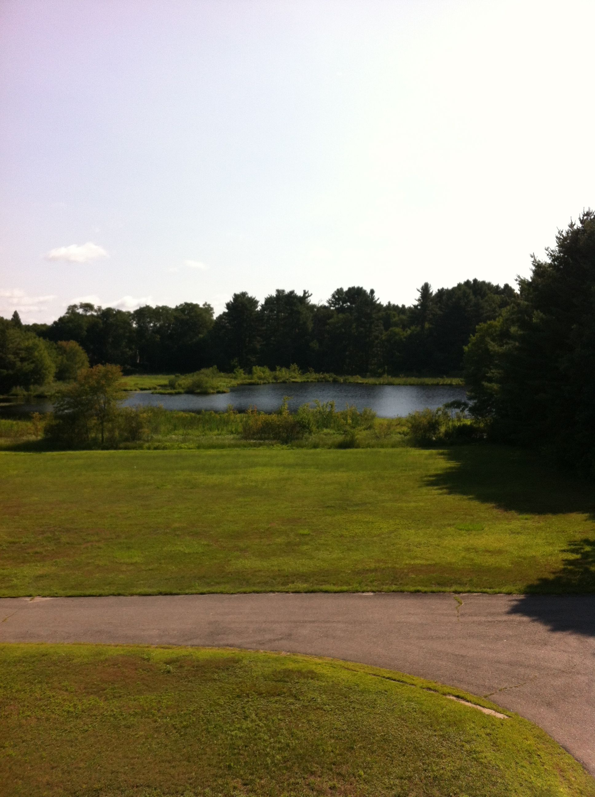 View From My Office - Stow, MA