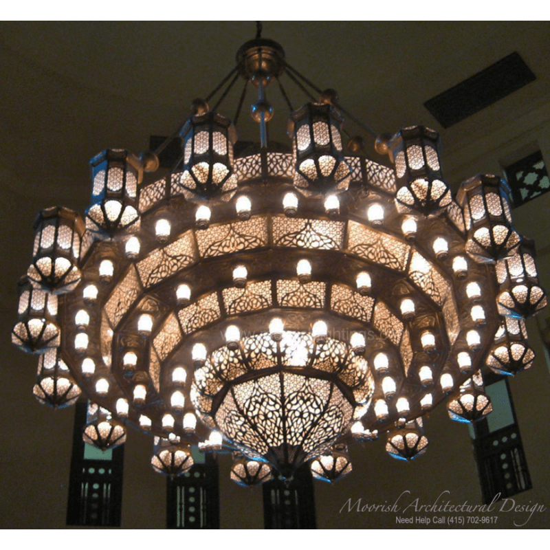 Traditional Moroccan Chandelier 02 In 2020 Moroccan Chandelier Chandelier Store Chandelier