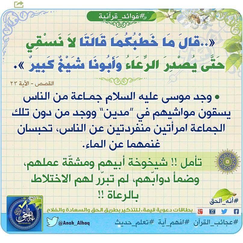 ٢٣ القصص Quran Bullet Journal Journal
