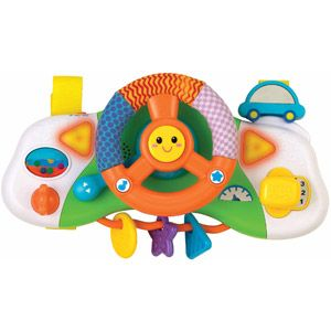 Volante de juguete walmart