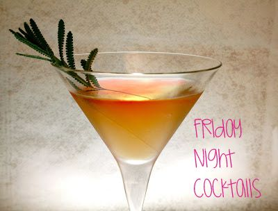 Friday Night Cocktails