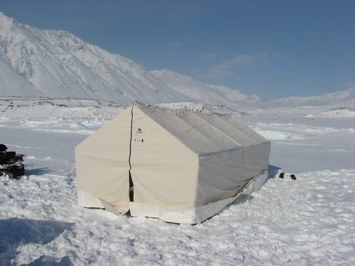 Wall Tents - Canvas Wall Tents - Insulated Wall Tents : insulated tent fabric - memphite.com