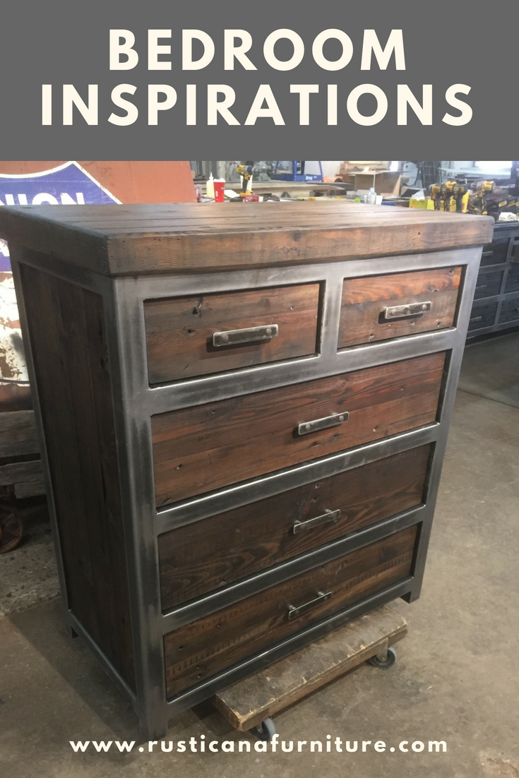 Wouldn T This Beautiful Welded Steel Dresser Look Great In Your