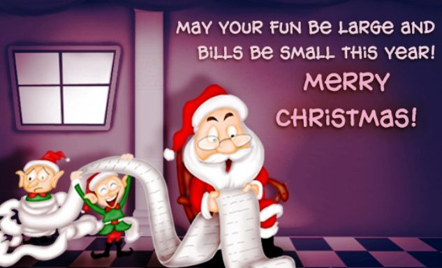 Getting someone wishes on christmas day is a happy time description share and get free funny christmas wishes and short text greetings to send your friends family members find humorous xmas saying text on christmas day m4hsunfo Choice Image