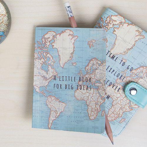 Vintage Travel | Sass & Belle