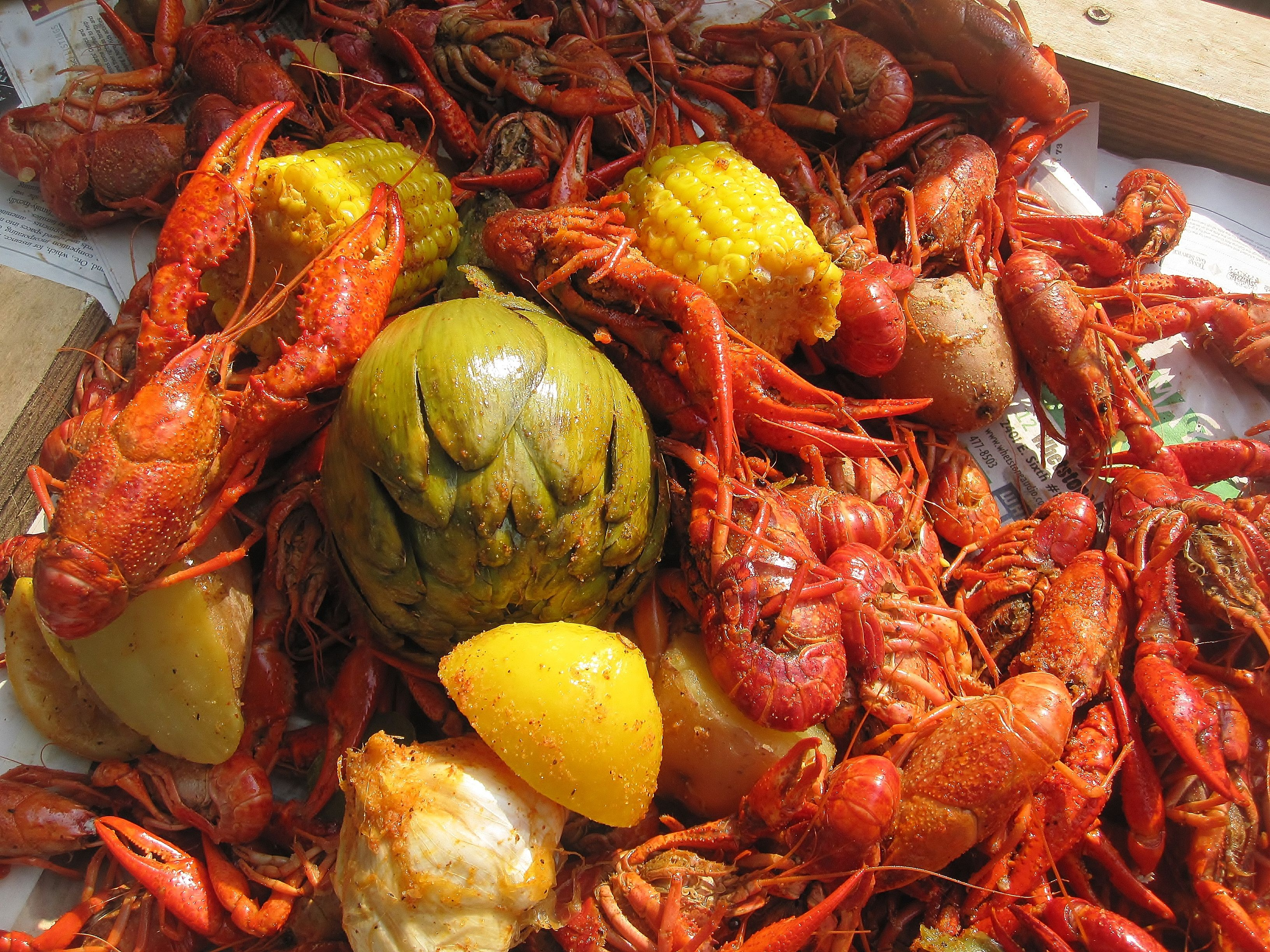 Crawfish boil austin tx food blog fish recipes food