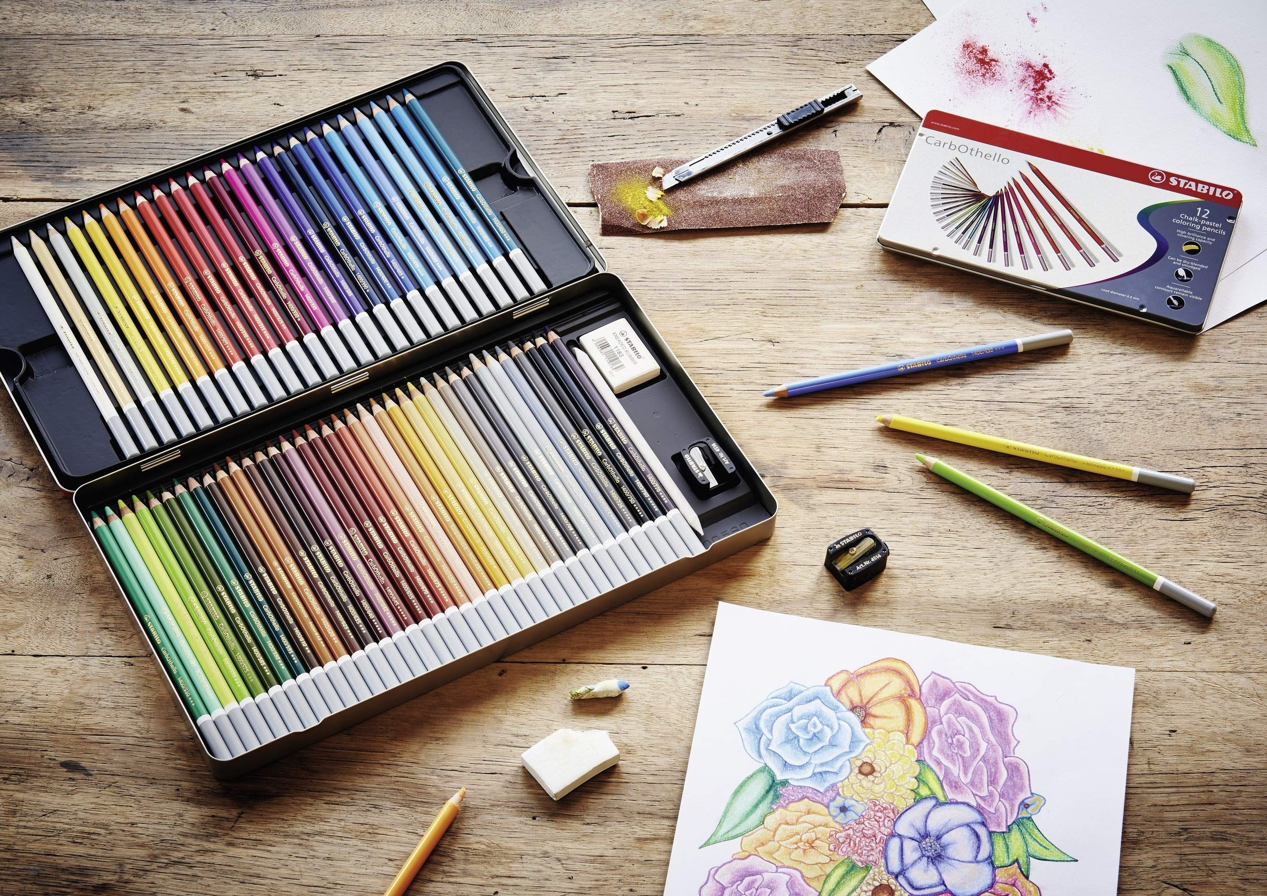 11 Best Colored Pencils For Beginners Professional Artists