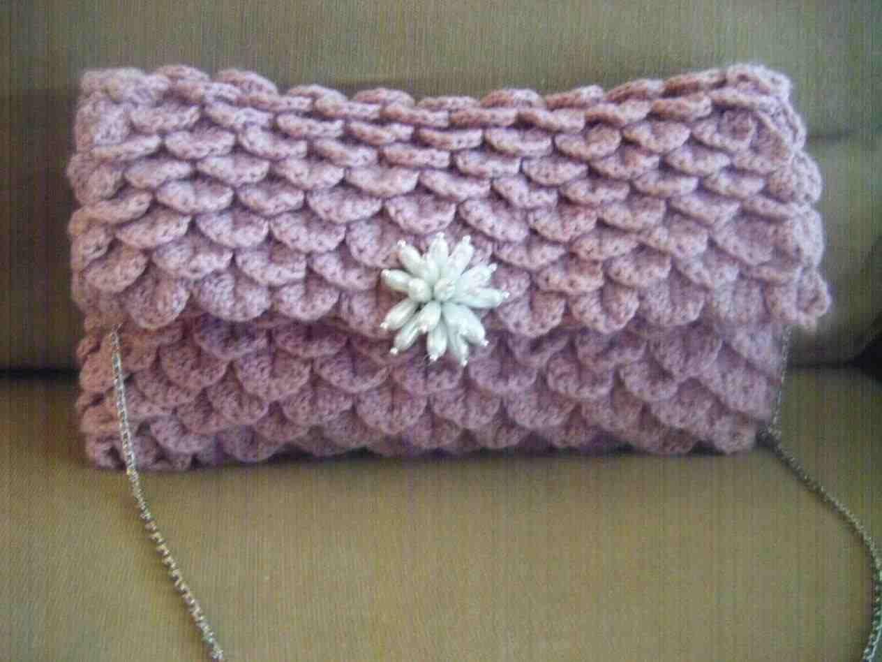 Crochet Clutch Lace Pattern Free Crochet Patternsnowy Princess