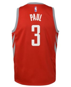 best sneakers 81164 f6c78 Nike Chris Paul Houston Rockets Icon Swingman Jersey, Big ...