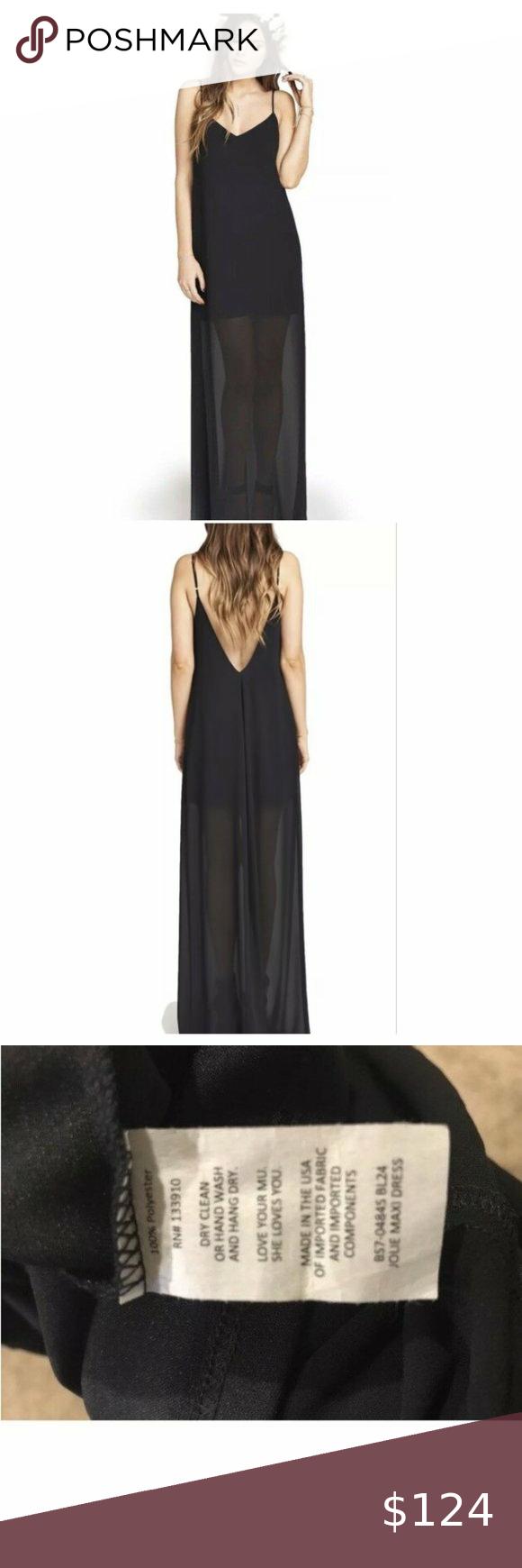 Show Me Your Mumu Jolie Dress Black Small Blue Chiffon Maxi Dress Beaded Maxi Dress Dresses [ 1740 x 580 Pixel ]