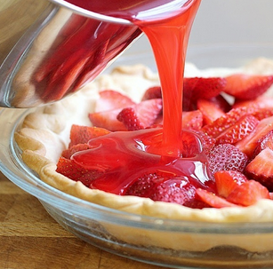 recipes cooking: Strawberry Pie