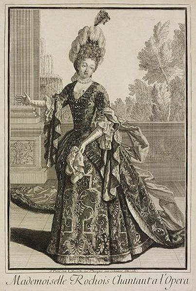 Bildergebnis für Mademoiselle de Rochois