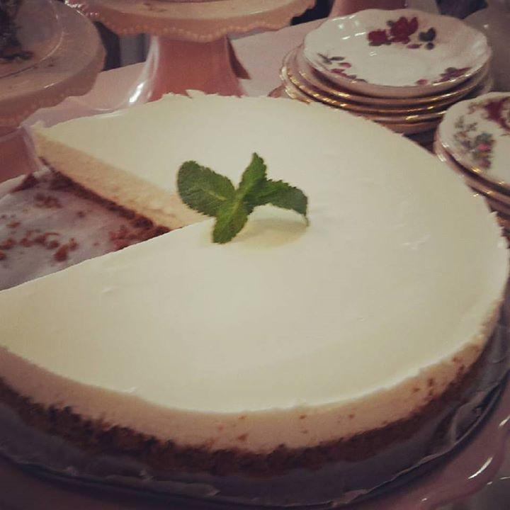 Citroen kwark taart gemaakt door ZOET. #Citroen #Kwark #Taart #Delicious #ZOET #Zeist #Theeroom #lunchroom #Theehuis