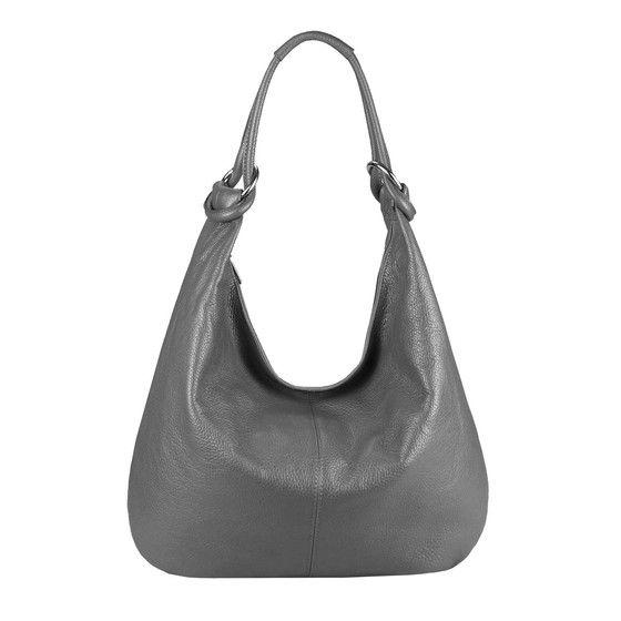 ITALY DAMEN XXL LEDER SHOPPER Handtasche Schultertasche Reisetasche HOBO BAG