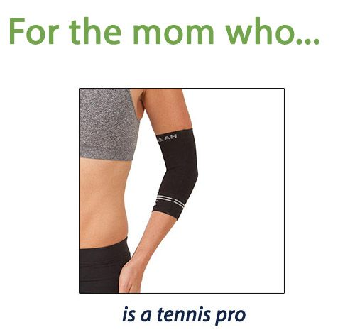 For the mom who is a tennis pro