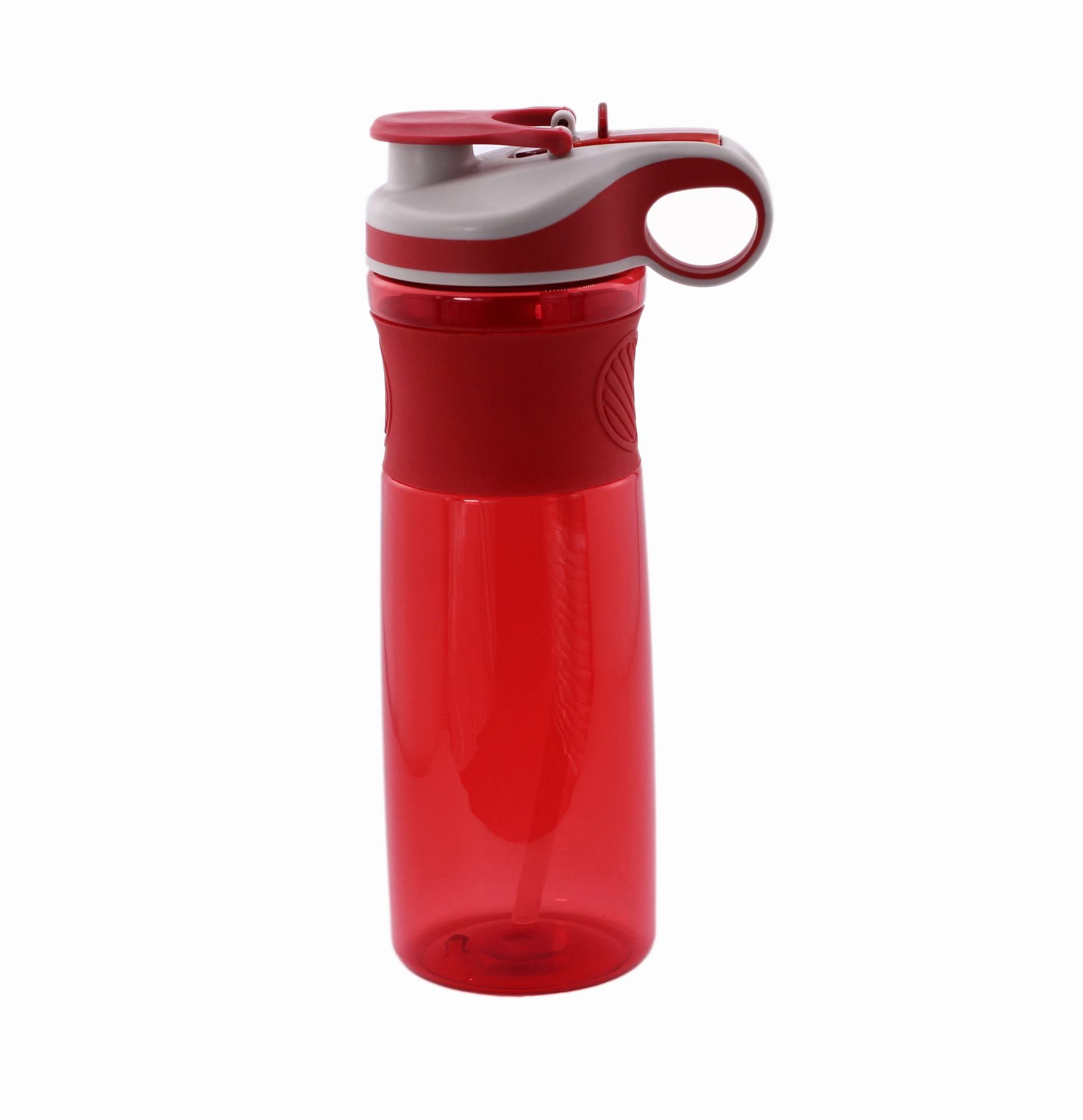 32oz BPA Free Tritan Sport Water Bottle With Fliptop