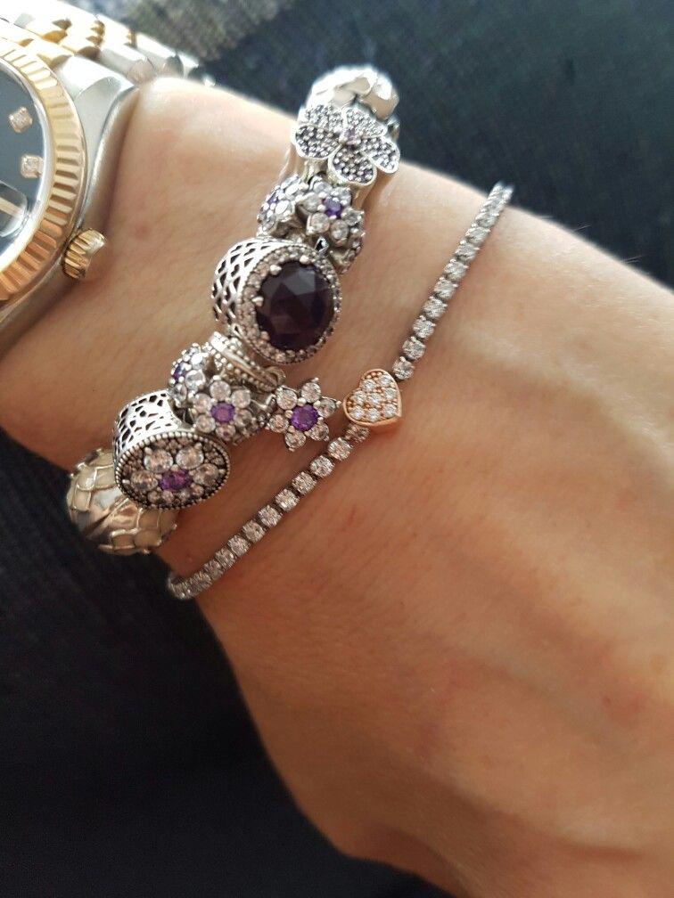 ca2066b4f Pandora Bracelets, Pandora Jewelry, Pandora Charms, Ear Rings, Ring Bracelet,  Purses