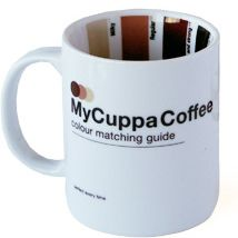 My Cuppa Coffee Mug by Suck UK- Spark Living - online boutique for unique home decor, gifts and accessories
