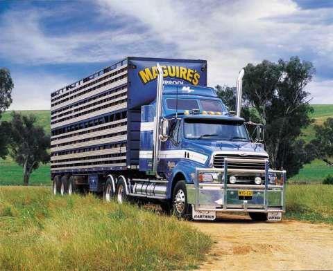 Ford In Australia Sterling Trucks Big Trucks Ford Trucks