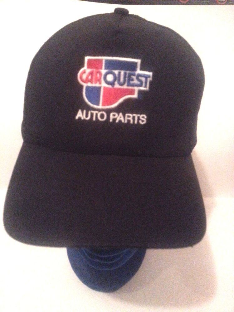 6324e7c7b New CARQUEST CAR QUEST AUTO PARTS Hat Baseball COTTON/MESH TRUCKER ...