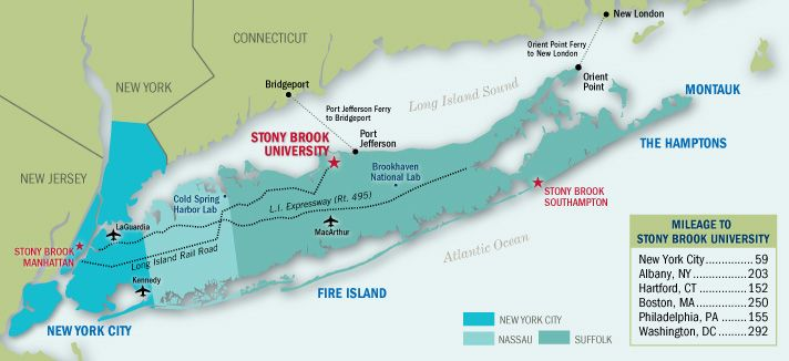 Life on Long Island   Stony Brook University School of