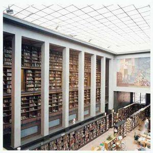 Oslo Public Library (Deichmanske Bibliotek) (Oslo, Norway)