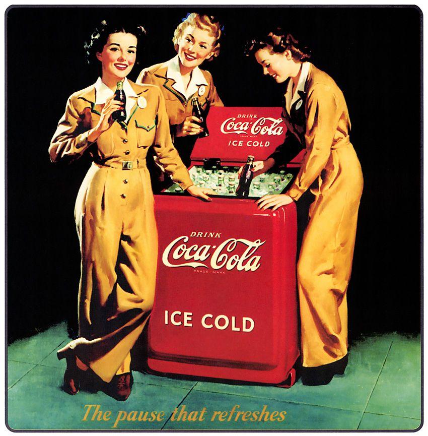 Posters Carteles Publicidad Vintage Coca Cola Anis Chocolate