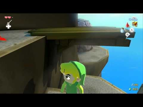 The Legend of Zelda: The Wind Waker Review (WiiU)