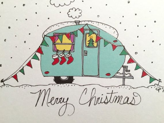 Camping Christmas Cards.Pin On Tonto Fun Stuff