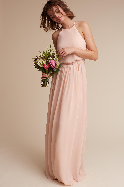 Bhldn Alana Dress In Bridal Party Bhldn Blush Tried On Very Comfortable And Flattering Brautjungfern Kleider Brautjungfernkleider Und Trauzeugin Kleid
