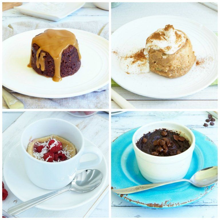 6 microwave mug cakes you can prepare in minutes (With ...
