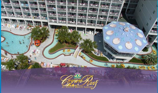 Crown Reef Resort As My World Turns 2017 Myrtle Beach