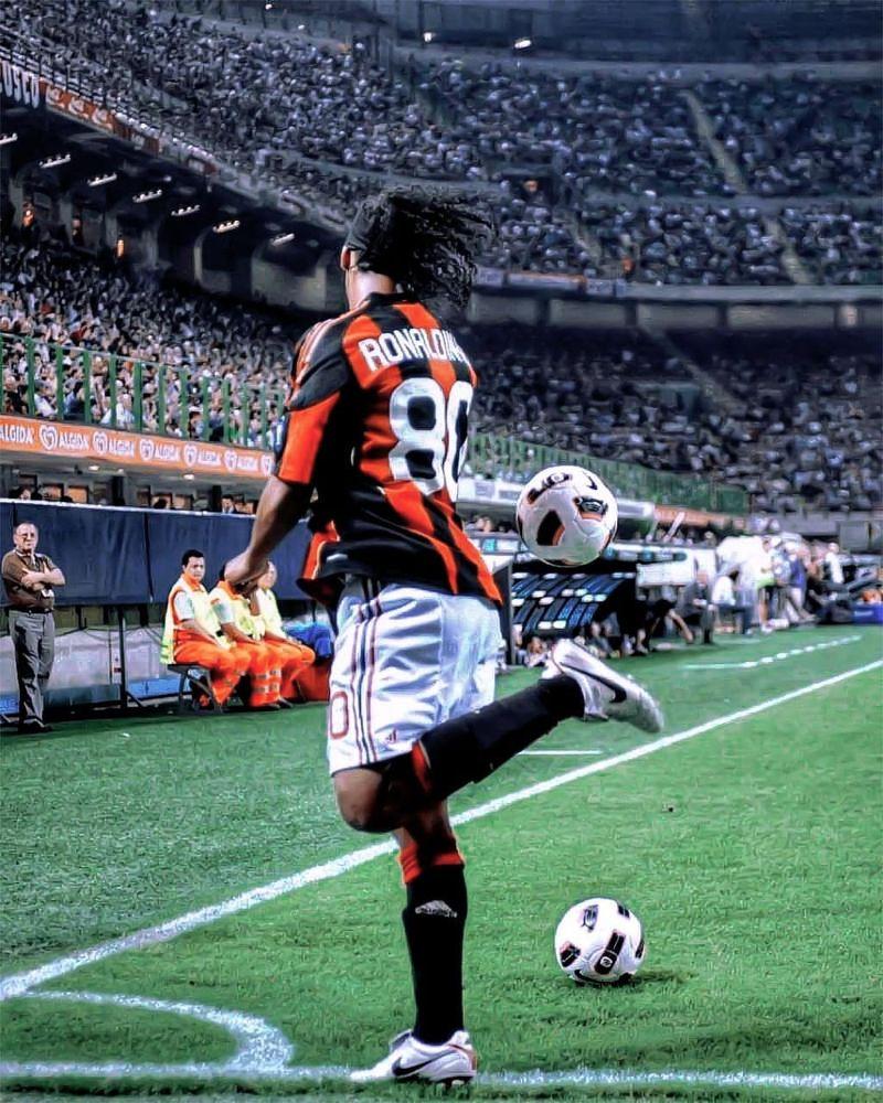 Ronaldo De Assis Moreira On Instagram Ronaldinho Con