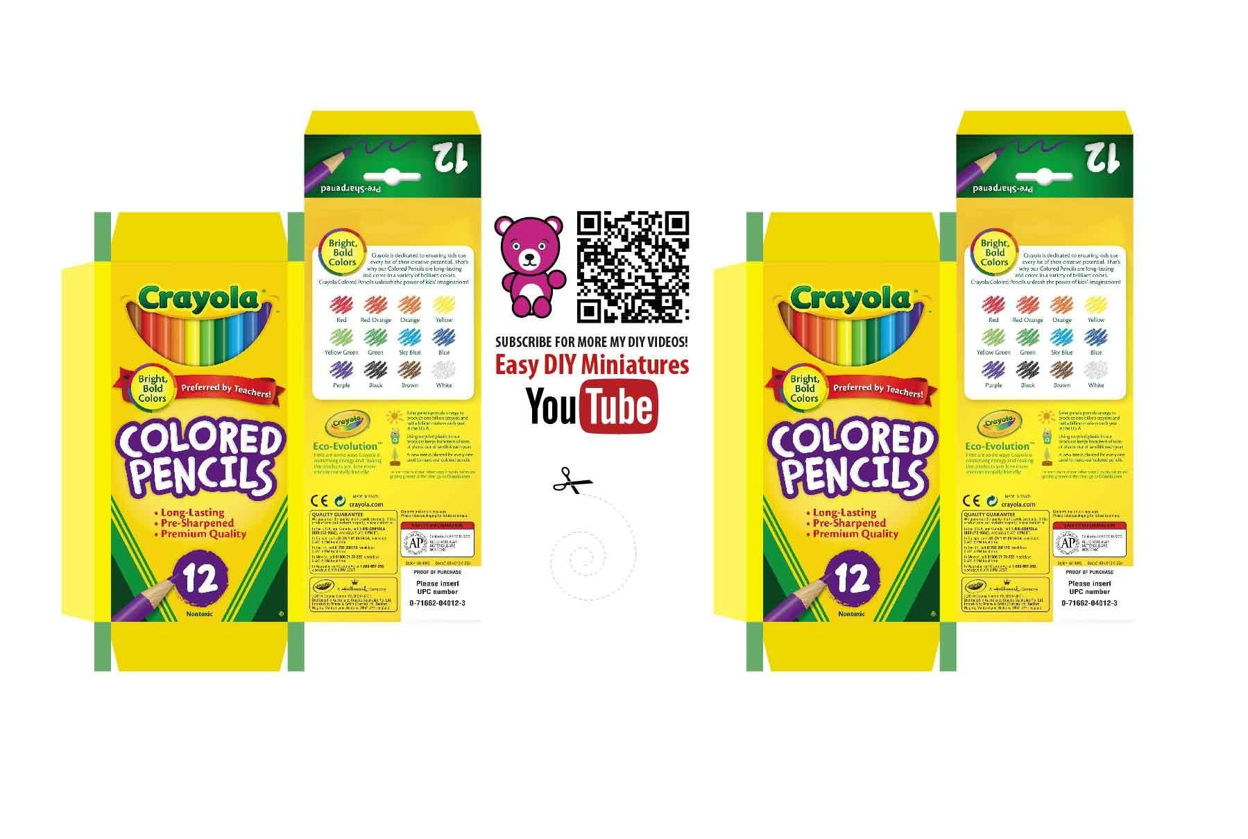 Bonito Crayola Imprimibles Modelo - Ideas Para Colorear ...